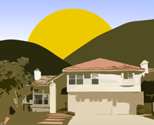 Sunset Hills Home Inspection logo